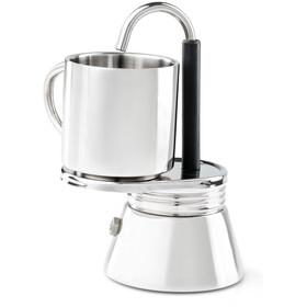 GSI Mini Espresso 1 Cup zilver